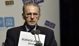 Buenos Aires organiza Olímpiadas da Juventude em 2018