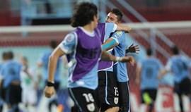 Uruguai garante lugar na final contra França
