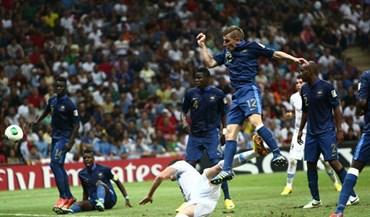 França alcança título histórico
