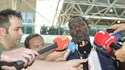 Bebiano Gomes: «Bruma riu-se quando soube da decisão»