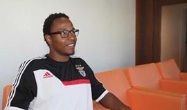Elledy Semedo confirmado como reforço do Benfica