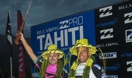 Adrian Buchan surpreende Kelly Slater e vence no Taiti