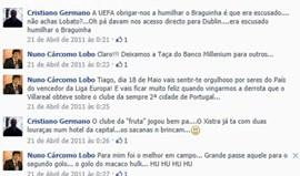 Dragões atiram-se a Nuno Lobo