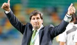Bruno de Carvalho: «Bancos estão confortáveis com o nosso trabalho»