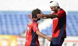 Oliveirense-Marítimo B, 2-2: Resultado traduz equilíbrio