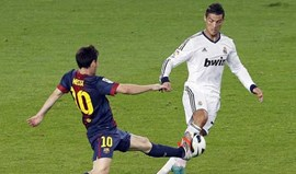 Barcelona-Real Madrid joga-se no dia 26