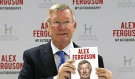 Autobiografia de Ferguson bate recorde de vendas