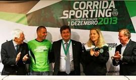 Corrida Sporting com 1.300 inscritos