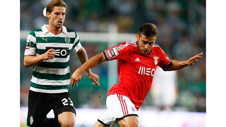 Benfica-Sporting no dia 9 de novembro