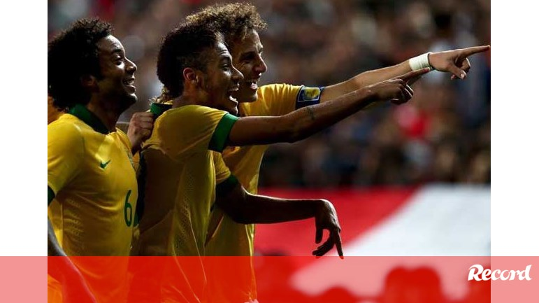 Brasil supera Coreia do Sul em jogo particular (2-0) - Internacional -  Jornal Record fad73897bb2f7