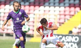 Sporting B e Leixões empatam em jogo com 7 expulsões