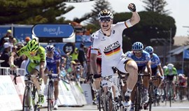 Tour Down Under: Greipel vence 4.ª etapa