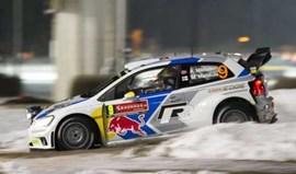 Rali da Suécia: Andreas Mikkelsen vence na abertura