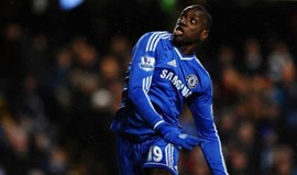 Demba Ba no topo da lista do Newcastle