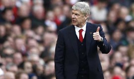Wenger: «Liverpool é candidato»