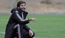 Juniores: João Tralhão acusa adeptos do Sporting