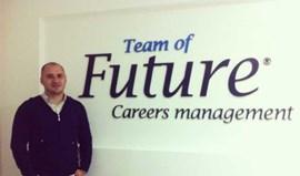 Pedro Correia assina pela Team of Future