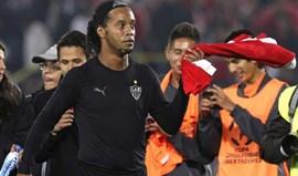 Ronaldinho Gaúcho criticado por Parreira