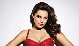 Kelly Brook vai subir ao altar