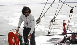 Ricardo Diniz atravessa Atlântico para apoiar Seleção