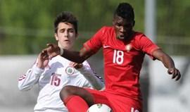 Buta quer equipa na perfeição no Europeu Sub-17