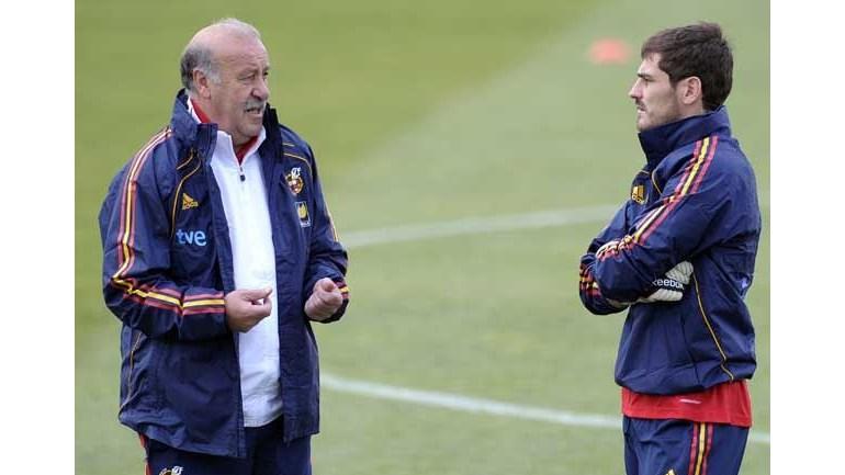 8dd0923c83 Casillas  «Saída de Del Bosque levou uma parte do clube» - Real ...
