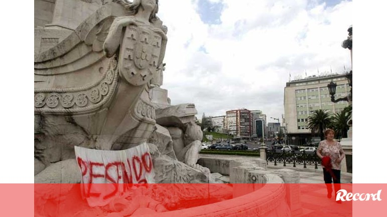 Marquês já está reservado - Benfica - Jornal Record e5095e3fc3feb