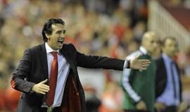 Emery: «Se eliminou a Juventus é uma grande equipa»