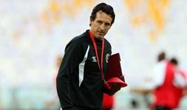 Unai Emery: «Benfica tem razões para se sentir favorito»
