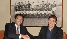 Roma renova com Rudi Garcia