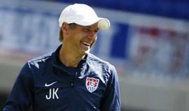 Jürgen Klinsmann esconde o jogo