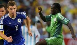 Nigéria-Bósnia: Super Águias contra um estreante sem pontos