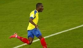 West Ham anuncia contratação de Enner Valencia