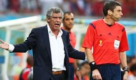 Fernando Santos contesta castigo da FIFA e promete lutar