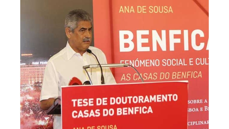 Luís Filipe Vieira: «O Novo Banco precisa de clientes como nós»
