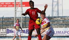 Diana Silva quer repetir Europeu sub-19 na Seleção principal