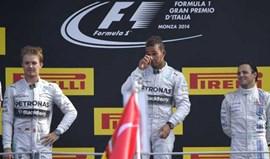 GP da Itália: Hamilton vence e aproxima-se de Rosberg