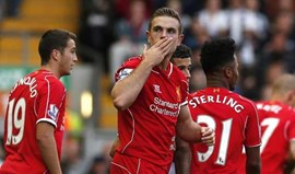 Liverpool supera West Bromwich Albion (2-1)