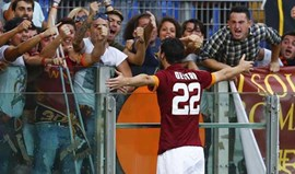 Roma despacha Chievo Verona (3-0)