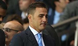 Fabio Cannavaro sob investigação do fisco