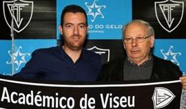 Ricardo Chéu oficializado como treinador