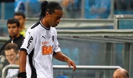 México: Presidente do Querétaro dá ultimato a Ronaldinho