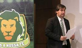 Bruno de Carvalho elogia Eduardo Barroso e José Eduardo
