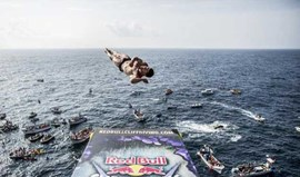 Turismo açoriano orgulhoso com Red Bull Cliff Diving