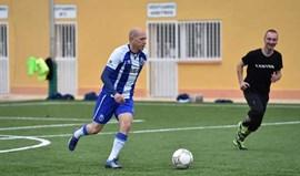 José Azevedo vestido à FC Porto em estágio da Katusha