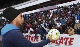Roberto Bassagaisteguy: «Ronaldinho não gosta de correr»