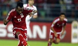Balboa leva Guiné Equatorial até às meias-finais