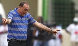 Favorito Gana tem os olhos postos na arbitragem