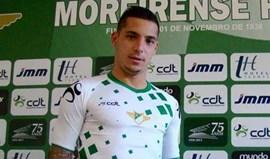 Reforços Lucas Souza e João Pedro eleitos para o jogo com o FC Porto