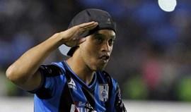 Angola: Kabuscorp garante Ronaldinho em junho